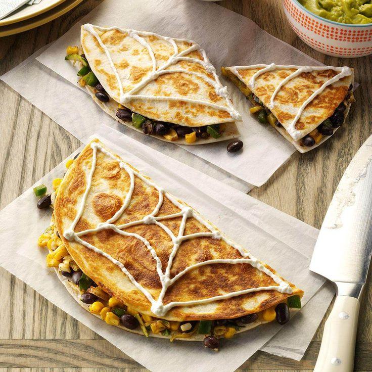 Confetti Corn Quesadillas Recipe Potluck recipes