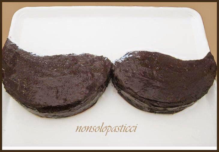 non solo pasticci: Mud cake al cioccolato fondente