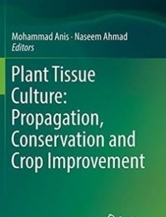 Plant Tissue Culture: Propagation Conservation and Crop Improvement free download by Mohammad Anis Naseem Ahmad (eds.) ISBN: 9789811019166 with BooksBob. Fast and free eBooks download.  The post Plant Tissue Culture: Propagation Conservation and Crop Improvement Free Download appeared first on Booksbob.com.
