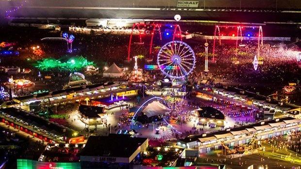 Electric Daisy Carnival, EDC