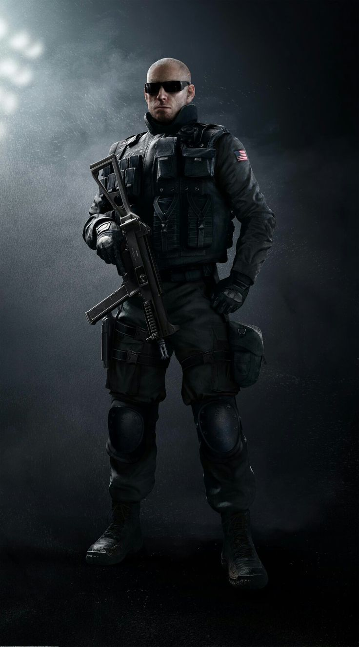 Rainbow six siege Pulse