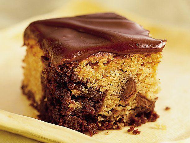 Choco chip cookie Brownie
