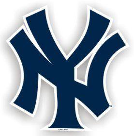 "New York Yankees 12"""" Car Magnet"