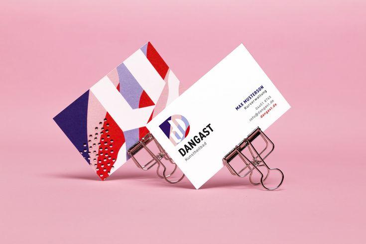 Branding for the city of Dangast by Lüka Grüssing See more: https://mindsparklemag.com/design/dangast-branding/  More news: Like @Mindsparkle Mag on Facebook