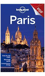 eBook Travel Guides and PDF Chapters from Lonely Planet: NEW Paris city guide - 10th edition / Lonely Plane...