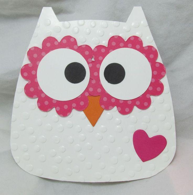 Sizzix owl