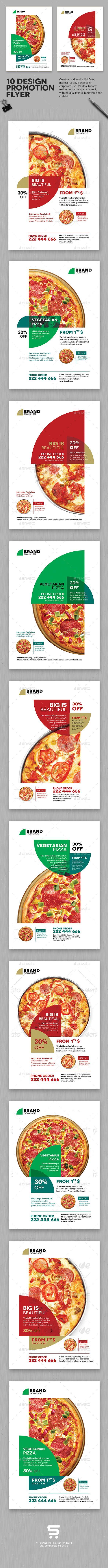 Universal Promotion Flyer Template #design Download: http://graphicriver.net/item/universal-promotion-flyer/12190911?ref=ksioks