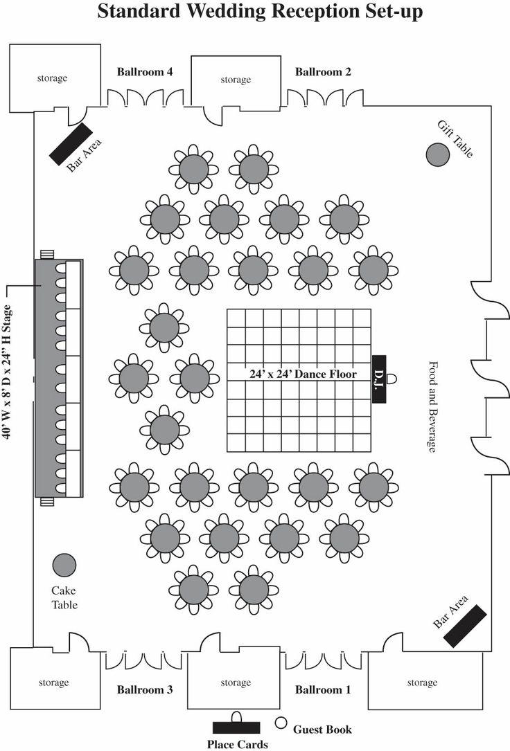 Best 25 wedding floor plan ideas on pinterest wedding for Wedding reception floor plan