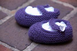 Free Crochet Baby Booties