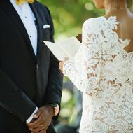 12 Tips to Writing Your Own Wedding Vows