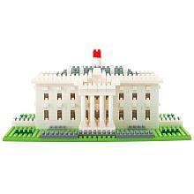NanoBlock Building Set - White House