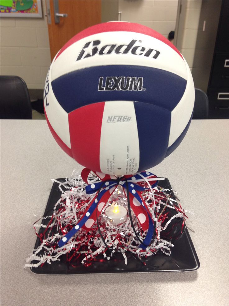 1000 Images About Volleyball Party On Pinterest Softball Trophy Cupcakes And Pom Poms