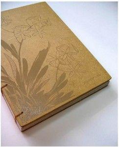 Sampul Buku dari Kardus