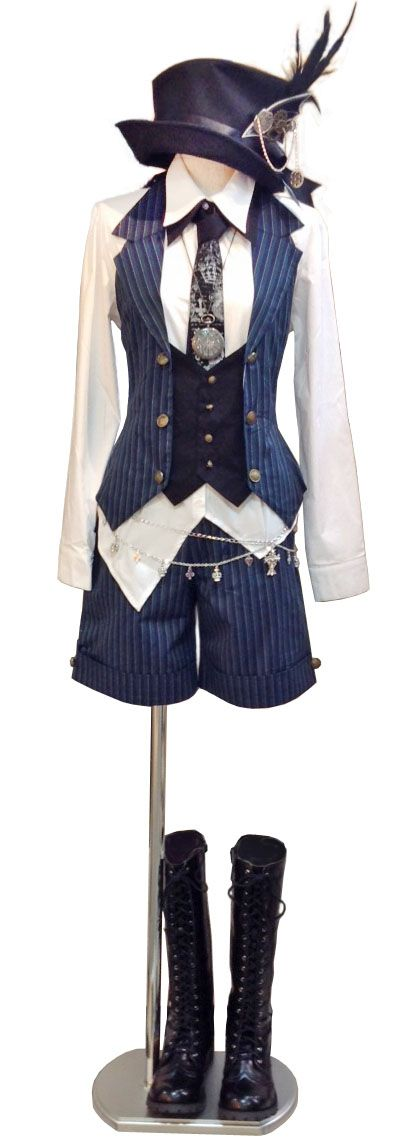 trendy steampunk digs / women's fashion / cosplay / LARP / dystopia inspiration