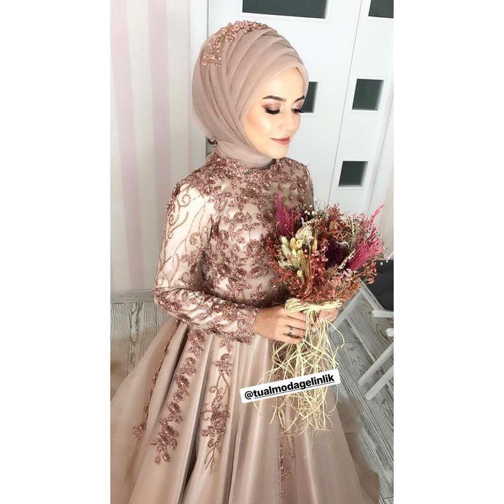 Maşallah prensesimize 💕 @elifnurtopcan #gelinlik #nişanlık #nişanlıkmode...
