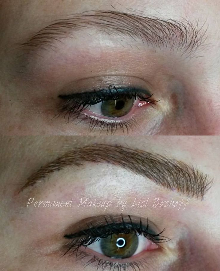 1000 ideas about makeup before and after on pinterest for Natural eyebrow tattoo