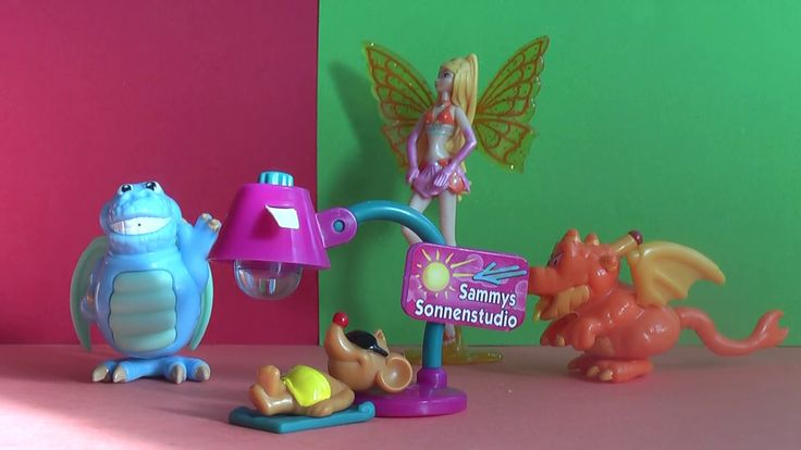 Retro Hračky z Kinder Surprise vajíčka s prekvapením Rôzne