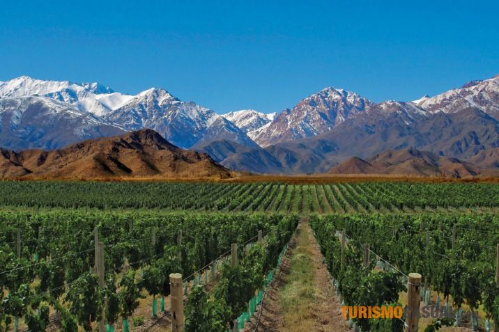 15 tourist sites in Argentina you need to know. Mendoza
