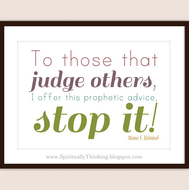 Stop It!: Conference Printable, Life Quotes, Mormons Things, Judges Other, General Conference, Lds Quotes, Free Printable, Printable Free Judges, 2012 Printable