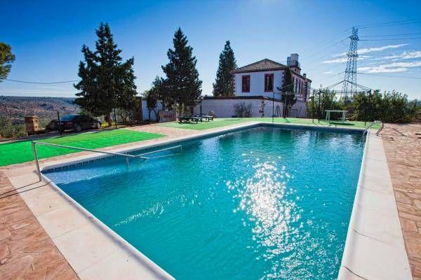piscina privada del molino