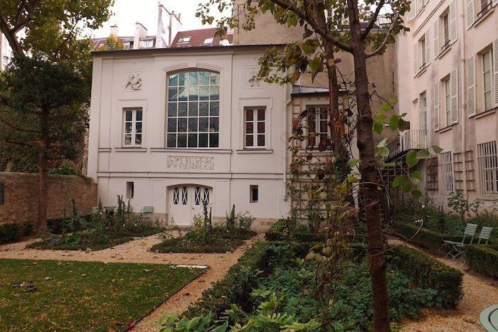 Le discret musée Eugène Delacroix dans le 6ème arrondissement