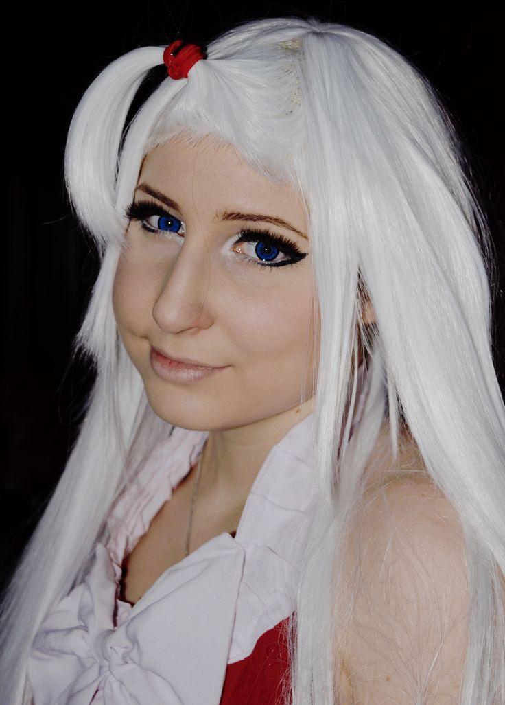 Fairy tail Mirajane cosplay by Jadey