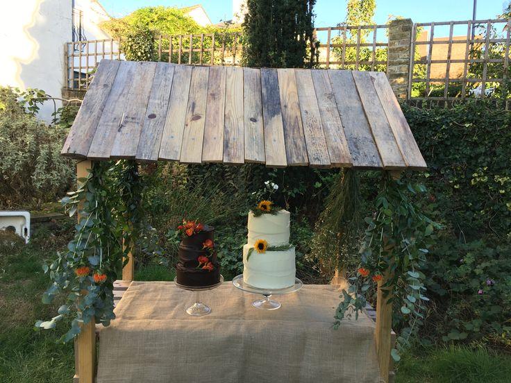 wedding cakes on our cart | The Floury