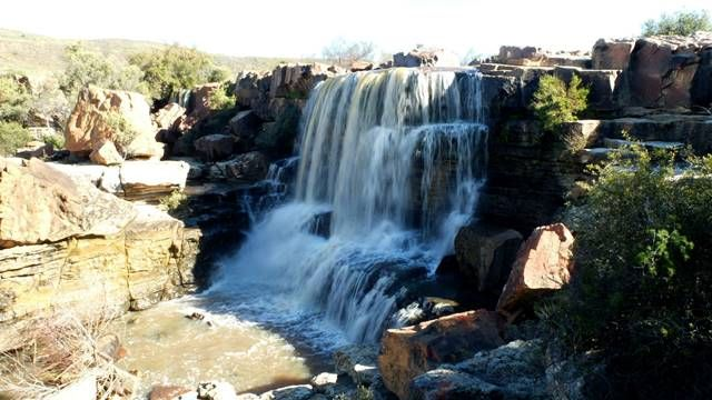 Nieuwoudtville Waterfall