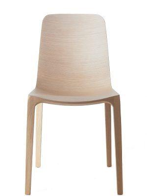 Pedrali Frida 752 | Sedia design in legno