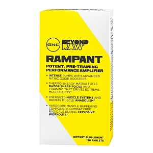 This is a GNC product that is used traditionally before workouts. It has a combination of NO2 for the pump, creatine for strength and Niacin for absorption. It does not give you that tingling feeling on your body like other powder pre-workouts (Beta-alanine), however I have seen results after using it consistently with training using one bottle of 180 tablets.
