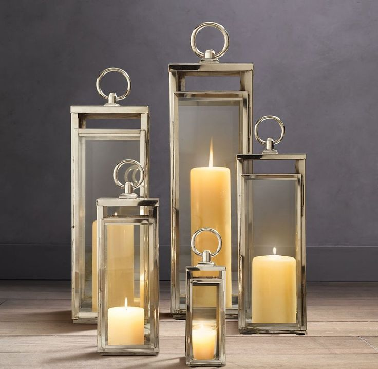 Let There Be Light! Our Favorite Outdoor Lanterns