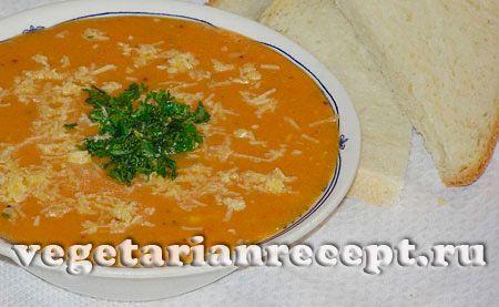 Рецепт супа-пюре из тыквы. Молоко овсяное
