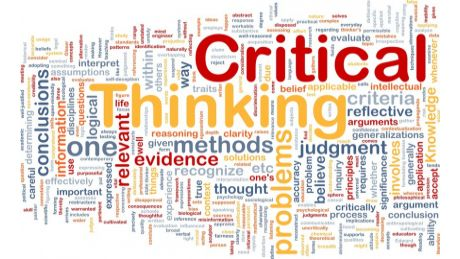 Online Courses for Instructors - Critical Thinking