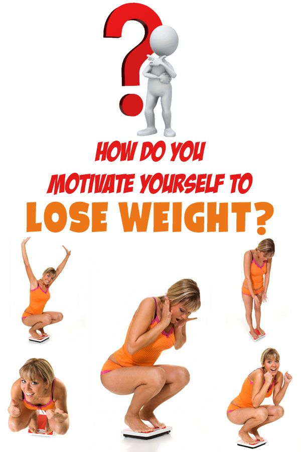 How to Motivate Yourself to Lose Weight | Beauty and Care List