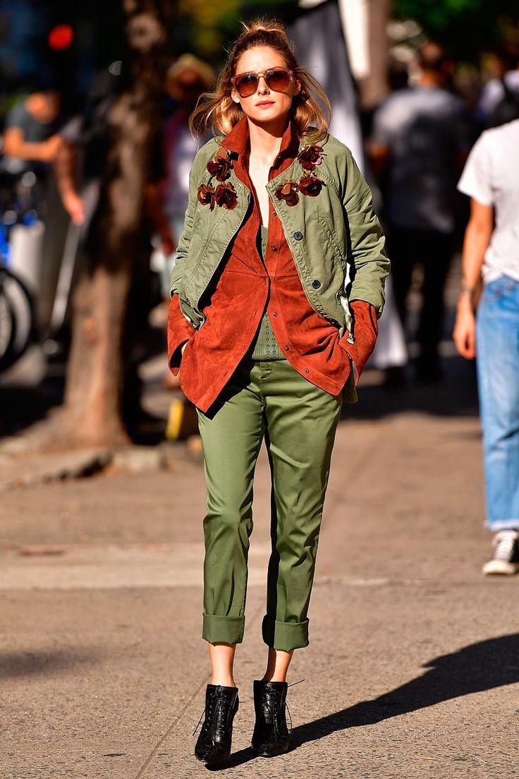 Best dressed this week: 17 October 2016 - Olivia Palermo