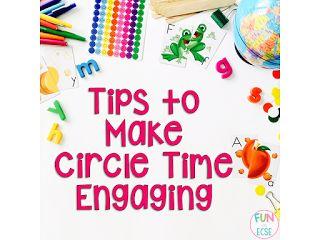 Tips to Make Circle Time Engaging