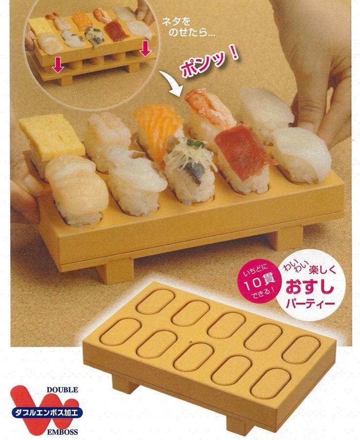 17 best ideas about sushi maker on pinterest breakfast sushi yummy breakfa. Black Bedroom Furniture Sets. Home Design Ideas