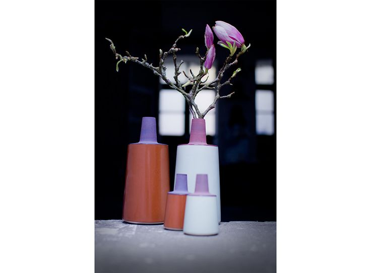 Tina B Ceramics » TONE vase