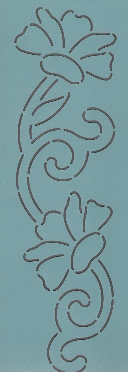 """Zion 103 3"""" - The Stencil Company"""