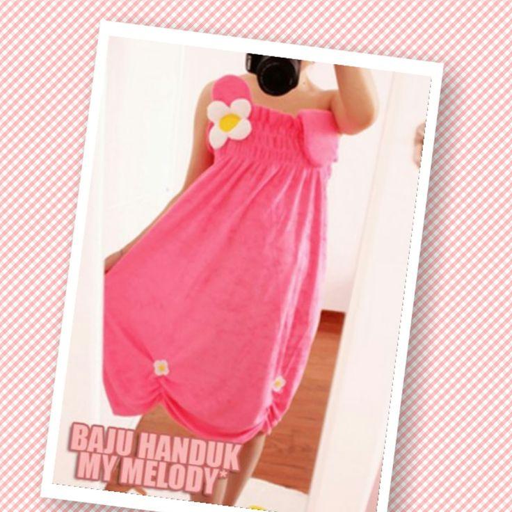 Kemben Handuk Hello Kitty murah grosir ecer ~ Toko Cherish Imut