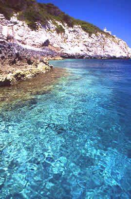 tremiti islands, puglia, italy