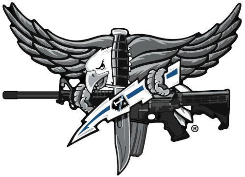 CMI SWAT Operator Insignia