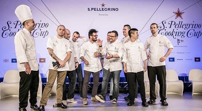 The Cooking Cup 2014 - Day 1. https://www.finedininglovers.com/blog/news-trends/the-cooking-cup-2014-day-1/ #S.PellegrinoCookingCup #Venice #AcquaPanna #S.Pellegrino #Italy #FamousChefs