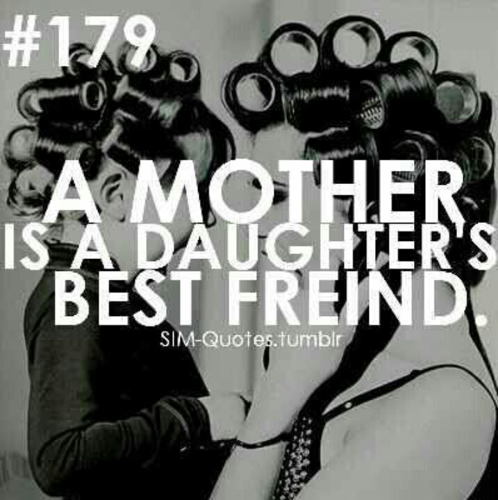 Mother & daughter <3