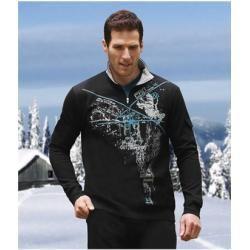 Molton-Sweatshirt Atlas For MenAtlas For Men