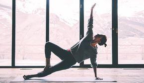 Diese 7 Yoga-Posen machen schlank
