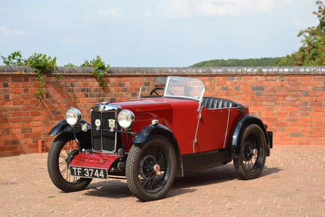 1930 MG M type Midget Roadster