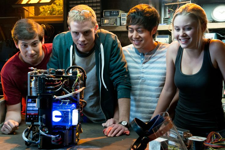 Project Almanac Proves It's Possible For A Movie To Be TOO Self-Aware   Project Almanac  #ProjectAlmanac