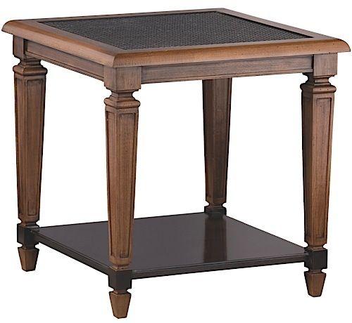 side table fontainebleau caned mobilier par mis en demeure pinterest mettre en demeure. Black Bedroom Furniture Sets. Home Design Ideas