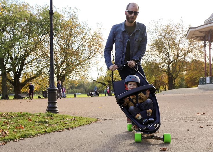 15 best Longboardstroller images on Pinterest | Baby strollers ...